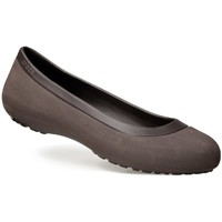 Shoes Women Flat shoes Crocs Mammoth Flat Brown