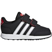 Shoes Children Low top trainers adidas Originals VS Switch 2 Cmf Inf Black