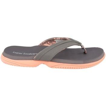 Shoes Women Flip flops New Balance 6090 Grey, Pink