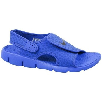 Shoes Children Sandals Nike Sunray Adjust 4 Gsps Blue