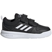 Shoes Children Low top trainers adidas Originals Tensuar I Black