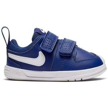 Shoes Children Low top trainers Nike Pico 5 Navy blue