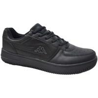 Shoes Men Low top trainers Kappa Bash Black