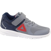 Shoes Children Low top trainers Reebok Sport Rush Runner Grey,Navy blue