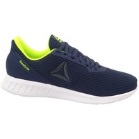 Shoes Men Low top trainers Reebok Sport Lite Celadon,Navy blue