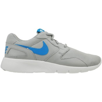 Shoes Children Low top trainers Nike Kaishi White, Grey, Blue
