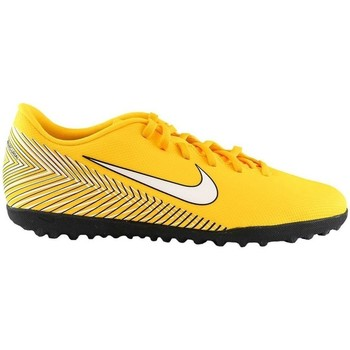 Shoes Children Football shoes Nike Vapor Club Njr TF JR Yellow