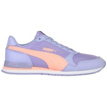 Shoes Children Low top trainers Puma ST Runner V2 NL JR Violet