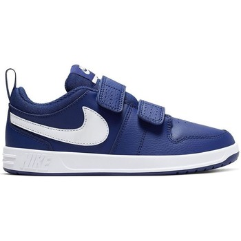 Shoes Children Low top trainers Nike Pico 5 Psv Navy blue