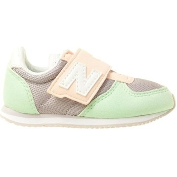 Shoes Children Low top trainers New Balance 220 Celadon,Grey,Pink