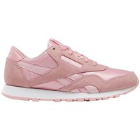Shoes Children Low top trainers Reebok Sport CL Nylon