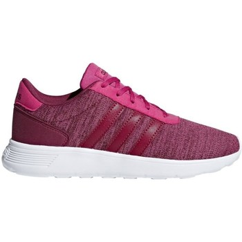 Shoes Children Low top trainers adidas Originals Lite Racer K Pink