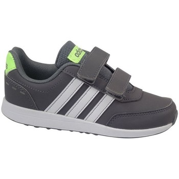 Shoes Children Low top trainers adidas Originals VS Switch 2 Cmf C Graphite