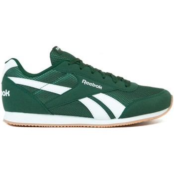 Shoes Children Low top trainers Reebok Sport Royal Cljog 2 Green