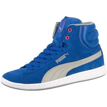 Shoes Women Hi top trainers Puma Cross Shot Wns Grey, Blue