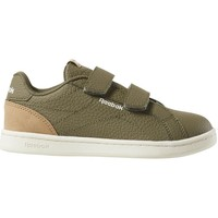 Shoes Children Low top trainers Reebok Sport Royal Comp Cln 2V Olive,Green