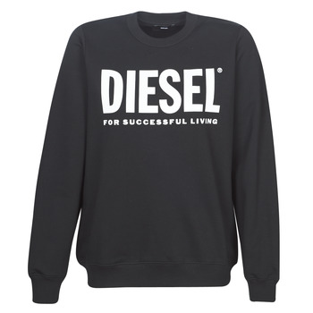 Clothing Women Sweaters Diesel F-ANG Black