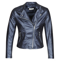 Clothing Women Leather jackets / Imitation leather Molly Bracken DALIANA Black