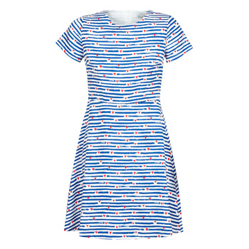 Clothing Women Short Dresses Molly Bracken  Blue