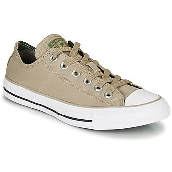 Shoes Low top trainers Converse CHUCK TAYLOR ALL STAR CAMO PATCH - OX Beige