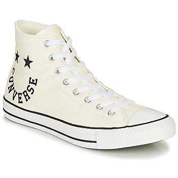 Shoes Hi top trainers Converse Chuck Taylor All Star Chuck Taylor Cheerful White