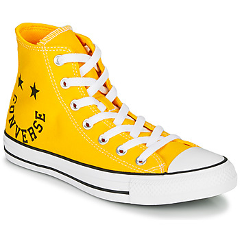 Shoes Hi top trainers Converse CHUCK TAYLOR ALL STAR - HI Yellow