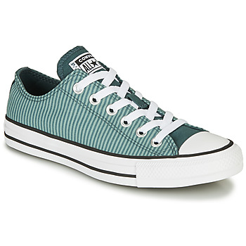 Shoes Women Low top trainers Converse CHUCK TAYLOR ALL STAR TWISTED PREP - OX Blue