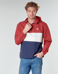 Clothing Men Jackets Element OAK Red / Marine