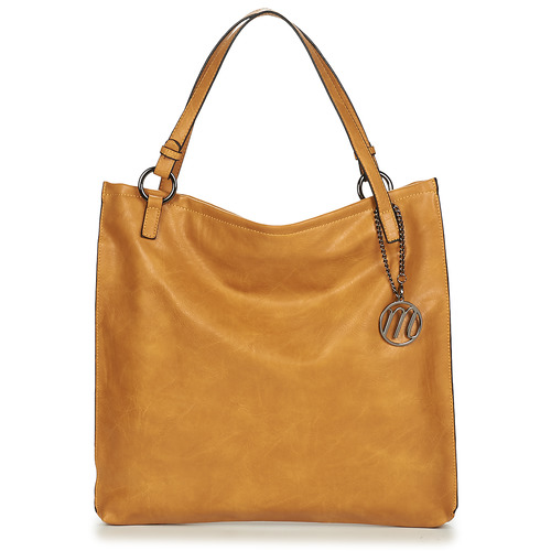 Bags Women Shopping Bags / Baskets Moony Mood MICE Safran