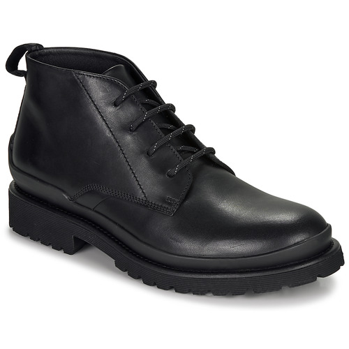 Shoes Men Mid boots HUGO SCOUT DESB IT Black