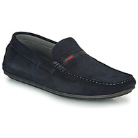 Shoes Men Loafers HUGO DANDY MOCC SD2 Marine
