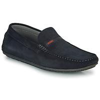 Shoes Men Loafers HUGO DANDY MOCC SD2 Marine