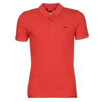 Clothing Men short-sleeved polo shirts HUGO DINOSO 202 Red