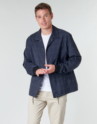 Clothing Men Jackets HUGO UROQ2022 Marine