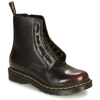 Shoes Women Mid boots Dr Martens 1460  black