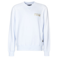 Clothing Men Sweaters Versace Jeans Couture B7GVA7FB White
