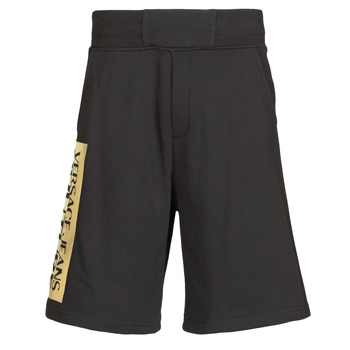 Clothing Men Shorts / Bermudas Versace Jeans Couture A4GVA1TC Black