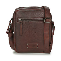 Bags Men Pouches / Clutches Wylson HANOI Brown