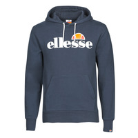 Clothing Men sweaters Ellesse SL GOTTERO Marine