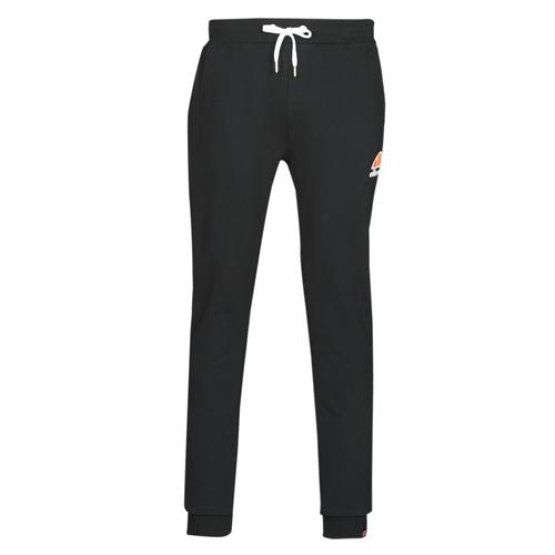 Clothing Men Tracksuit bottoms Ellesse OVEST Black