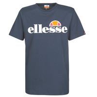 Clothing Women short-sleeved t-shirts Ellesse ALBANY Marine