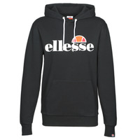 Clothing Women sweaters Ellesse PICTON Black