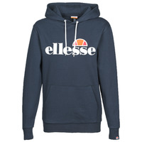 Clothing Women sweaters Ellesse PICTON Marine
