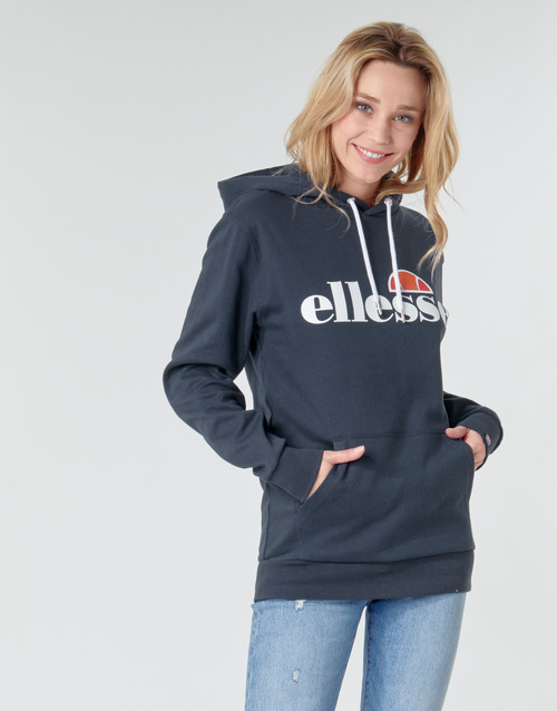 Clothing Women sweaters Ellesse PAP PICTON Marine