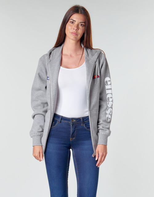 Clothing Women sweaters Ellesse PAP SERINITAS Grey