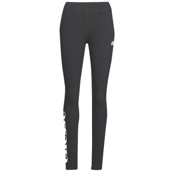 Clothing Women Leggings Ellesse SOLOS 3 Black
