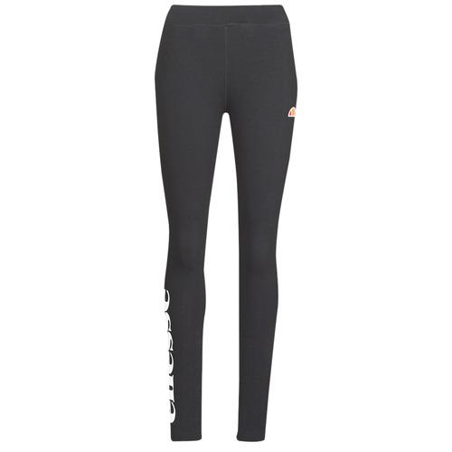 Clothing Women leggings Ellesse PAP SOLOS 3 Black