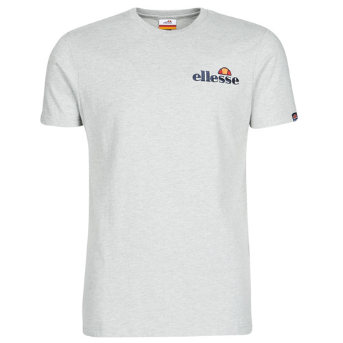 Clothing Men short-sleeved t-shirts Ellesse PAP VOODOO Grey