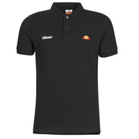 Clothing Men Short-sleeved polo shirts Ellesse MONTURA Black
