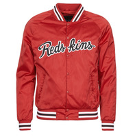 Clothing Men Jackets Redskins LAYBACK SWISH Red